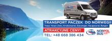 Transport paczek oraz rzeczy PolskaNorwegia