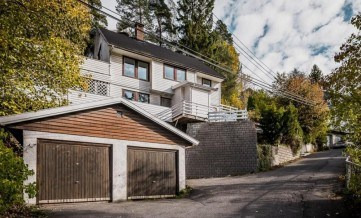 Oslo - Pokój w domu na Prinsdal do wynajęcia