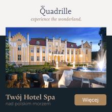 Weekend w Hotelu Spa dla dwojga nad polskim morzem