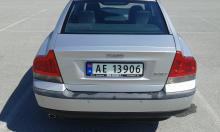 Volvo S60, 2,4 benzyna