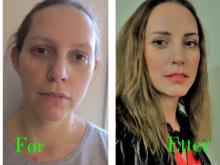 Makijaz, Stylizacja, Metamorfoza, analiza kolorystyczna