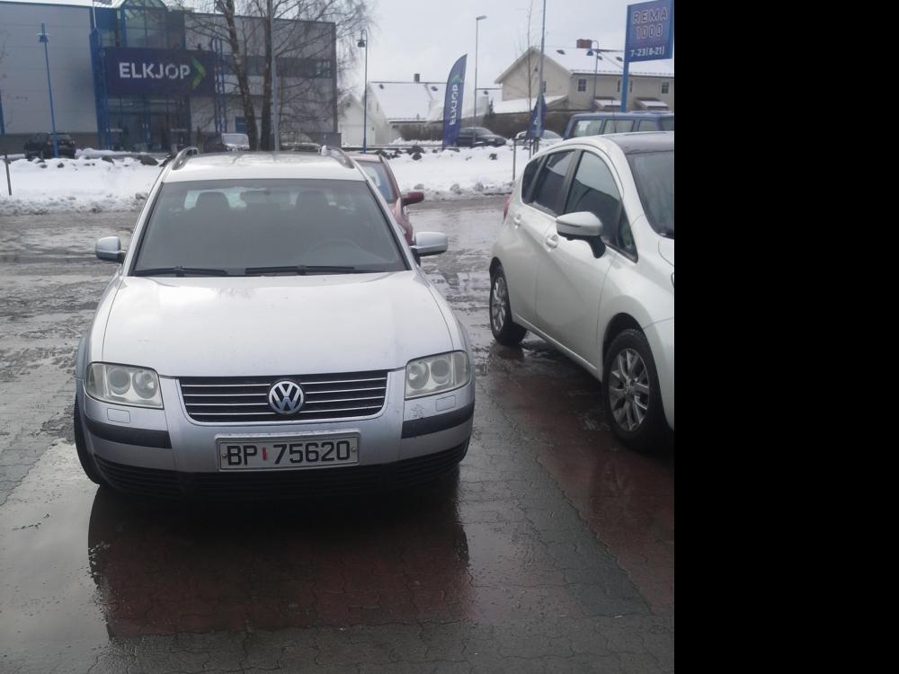 VW Passat B5FL 1.9 TDI Zadbany EU na 2 lata