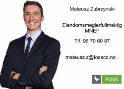 Polski pośrednik nieruchomości – Mateusz Zubrzynski