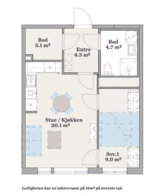 Wynajmę mieszkanie