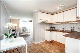 Mieszkanie w Drammen, 2 pokojowe od 20 stycznia. Całe lub na pokoje