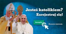 Zarejestruj się w Kościele katolickim w Norwegii