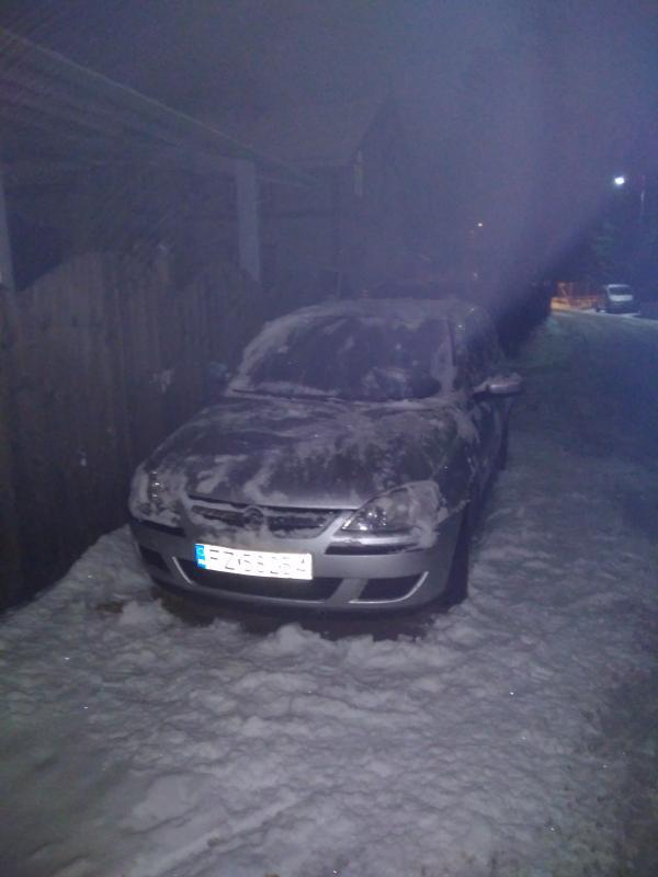 Sprzedam Opla Corsa 1.3 cdti na polskich blachach 2006 r. 4.000 nok