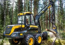 Szukam pracy !! OPERATOR HARWESTERA / Harvester Operator    NORWEGIA