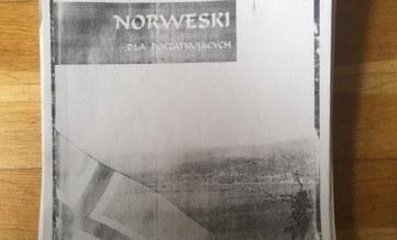 Język norweski kurs książka gramatyka ESKK nauka słówka słownictwo