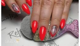 Stylizacja paznokci, brwi i rzęs :)