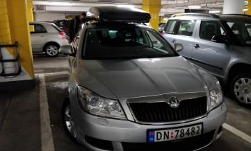 Sprzedam Skoda Octavia kombi 2012