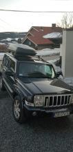 Jeep Commander Overland 3.0 CRD