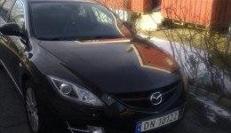 Mazda 6 gh 140hk  kombi