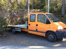 Autolaweta laweta Pomoc drogowa Oslo