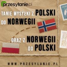 Nadawaj przesyłki TANIO I WYGODNIE. Z Norwegii do Polski i z Polski do Norwegii.