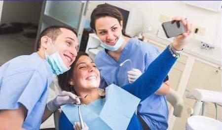 Dentysta szuka pracy