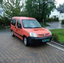 Peugeot Partner 2007 1.6 hdi