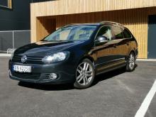 VW Golf 1.6 tdi 2010r