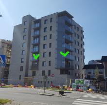 Dwa mieszkania do wynajecia na Frogner w Sørum kommune