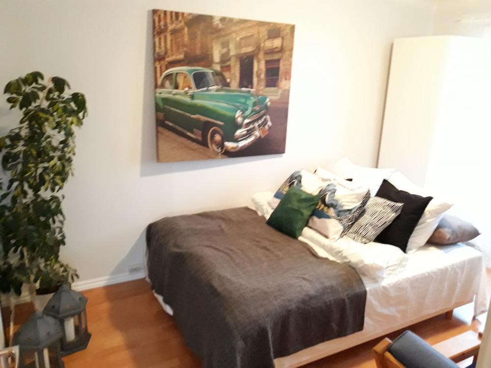 Pokoje dla 2-3 osob lub par,w roznych dzielnicach Oslo.Dostepne takze pokoje jednoosobowe.