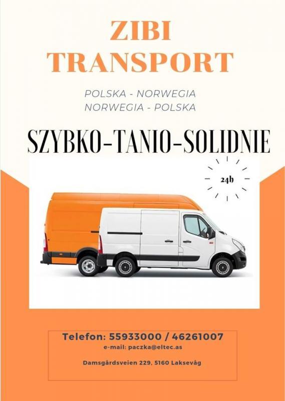 ZiBi Transport Polska - Norwegia