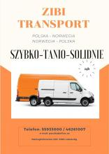 ZiBi Transport Polska - Norwegia