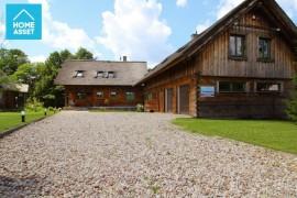 Klimatyczny dom nad rzeką Czarna Hańcza!