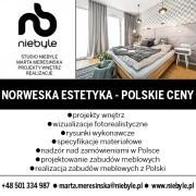 ARCHITEKT WNĘTRZ – NORWESKA ESTETYKA I POLSKIE CENY