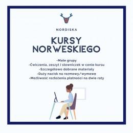 Kursy Norweskiego w Drammen - marzec 2020