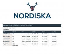 Kursy Norweskiego w Drammen, zapisy na październik.