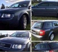 Sprzedam Audi A4, 1,9 diesel, ROK 2003.