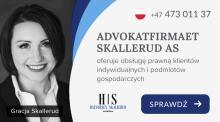 ADVOKATFIRMAET SKALLERUD AS - obsługa prawna klientów indywidualnych i podmiotów gospodarczych w języku polskim