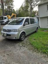 Sprzedam Vw Caravelle T5 2006r. 2.5 TDI 174 KM 4MOTION