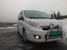 Toyota Proace 2.0 128KM 2015R  NOWY SILNIK GWARANCJA