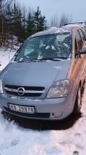 Sprzedam Opel Meriva 1.7 dti