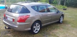 Peugeot 407 SW 2008r pl