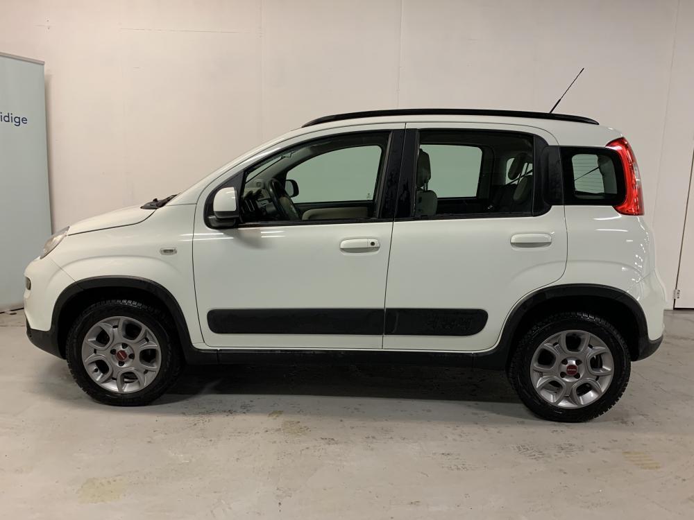 Fiat Panda 4x4 Bardzo ekonomiczny , po serwisie, Nowe EU Kontroll, zalatwiam kredyt,ubezpieczenie