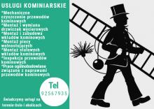 Usługi kominiarsko instalacyjne i wykończeniowe