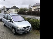 Opel zafira 2001 rok