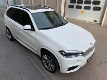2016 BMW X5 xDrive40e 313HK+Navi+Nappa skin