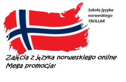 Język norweski online - doświadczony nauczyciel - norskprøve - promocja!
