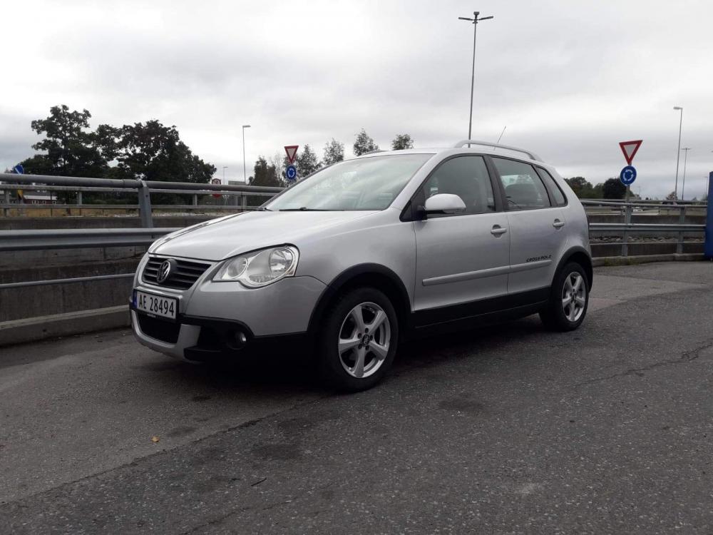 VW PoloCross 1,4