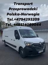Transport Polska-Norwegia