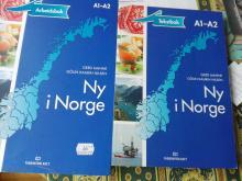 2 książki do nauki jęz. norweskiego