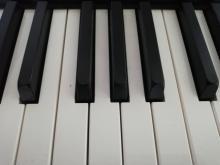 Lekcje pianina.