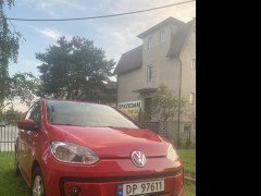 Volkswagen up! BlueMotion Technology 1,0 w benzynie