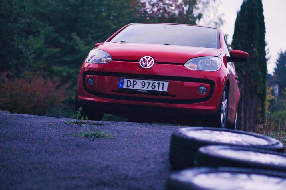 Volkswagen up! BlueMotion Technology 1,0 w benzynie
