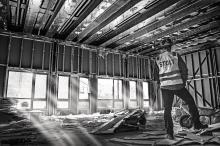 Cieśla konstrukcyjny - Tømrer - projekty w Oslo i Fredrikstad