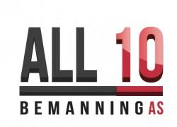 Firma ALL10 Bemanning AS poszukuje doswiadczonych ZBROJARZY oraz CIESLI SZALUNKOWYCH.