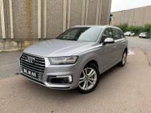 2018 Audi Q7 E-Tron/373Hk/Sport/Q/S-Line/ACC/Pano/LED/hak holowniczy/Webasto